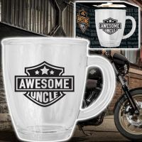 Awesome Uncle Glass Mug