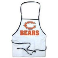 Chicago Bears - NFL Grill Apron - Sports Team Logo Gifts - Santa Shop Gifts