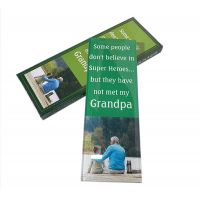 Grandpa My Hero Mirror Plaque - Grandpa Gifts - Santa Shop Gifts