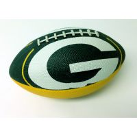 Green Bay Packers Logo Football - Sports Team Logo Gifts - Santa Shop Gifts
