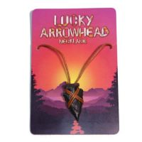 Lucky Arrowhead Necklace - Jewelry Gifts - Santa Shop Gifts