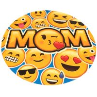 Mom Emoji Magnet - Mom Gifts - Santa Shop Gifts