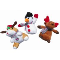 Holiday Plush 5.5 Inch - Plush Gifts - Santa Shop Gifts