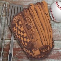 Home Run Grilling Mitt - Gifts For Men - Santa Shop Gifts