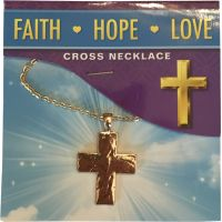 Cross Necklace - Christian Gifts - Santa Shop Gifts