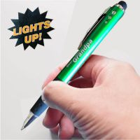 Star Grandpa Light-Up Pen - Grandpa Gifts - Santa Shop Gifts