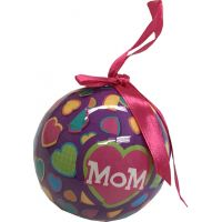 Mom Ornament - Mom Gifts - Santa Shop Gifts