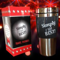 Simply the Best Stainless Steel Mug - Gifts For Women - Santa Shop Gifts