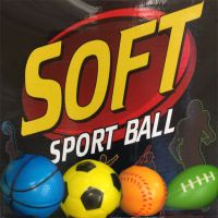 Soft Sport Ball Assorted - Gifts For Boys & Girls - Santa Shop Gifts