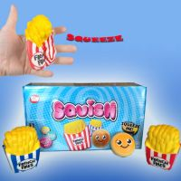 Squish Fast Food (Fries Burger) - Gifts For Boys & Girls - Santa Shop Gifts