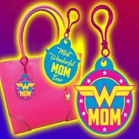 Wonderful Mom Clip - Mom Gifts - Santa Shop Gifts