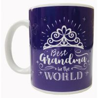 "Grandma Mug ""Best in the World"" - Grandma Gifts - Santa Shop Gifts"